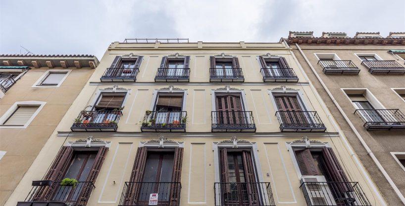 Piso en Venta Calle Amor de Dios 9 Inmobiliaria Huertas