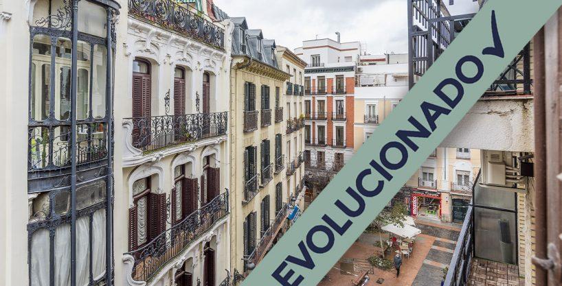 Piso en venta Plaza Matute 5 Inmobiliaria Huertas