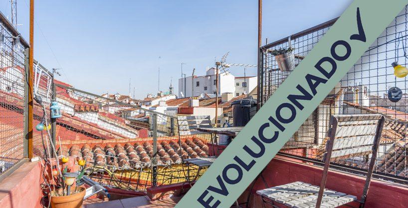 Venta Calle Torrecilla del Leal Inmobiliarias Embajadores