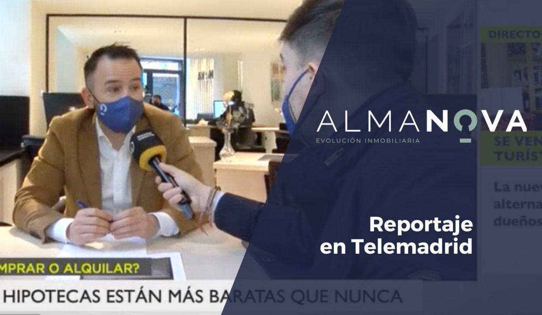 Inmobiliaria Almanova Telemadrid
