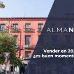 Es buen momento para vender piso en Madrid
