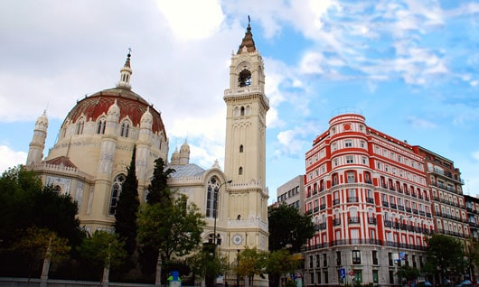 Inmobiliarias Barrio Salamanca