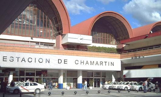 Inmobiliarias Chamartín