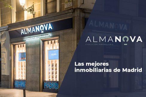 Las mejores inmobiliarias de Madrid