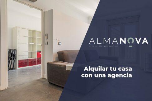 Alquilar Casa Agencia Inmobiliaria