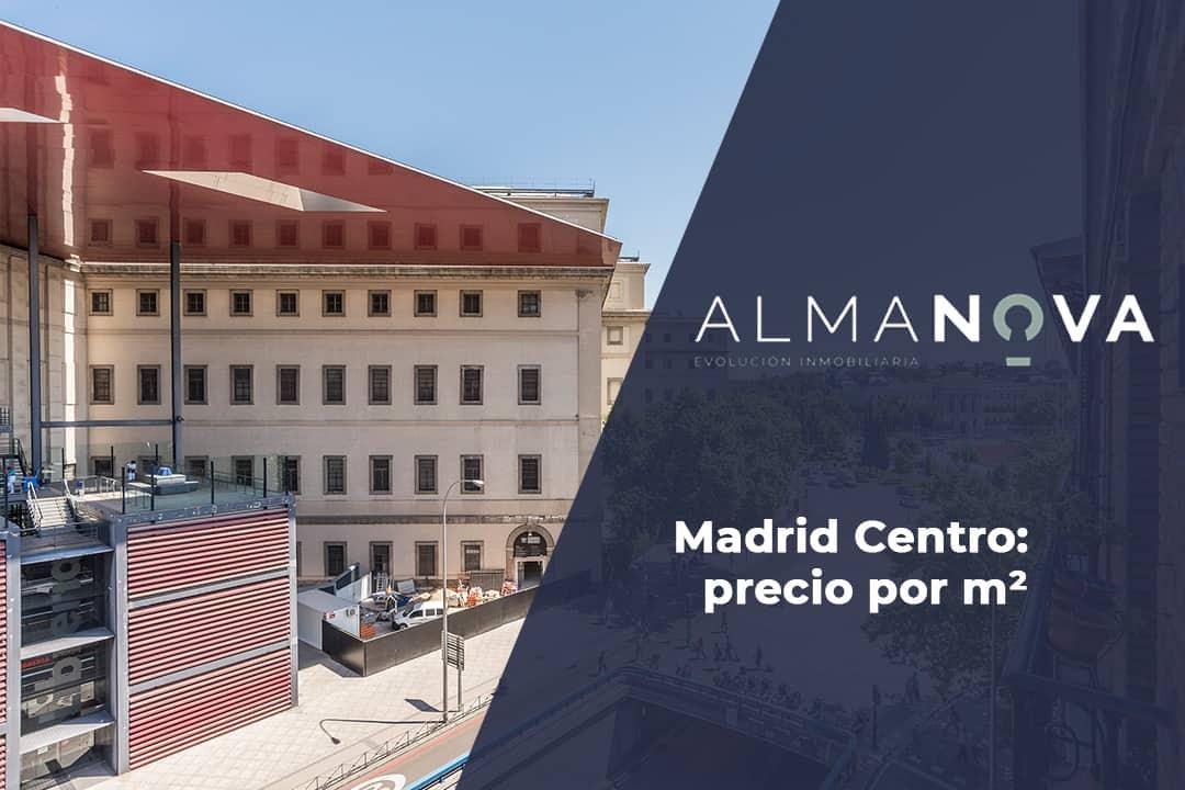 Precio Metro Cuadrado Madrid Centro